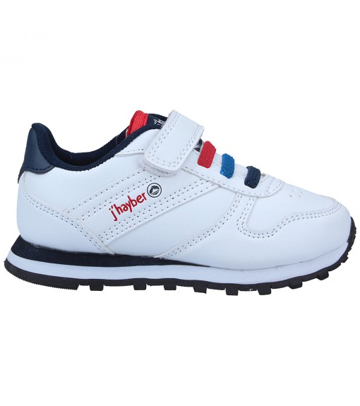 J´Hayber Kids' Trainers Chocada White ZJ581180-100 | Kid's Trainers | scorer.es