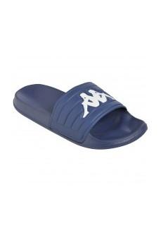 Kappa Men's Flip Flops Matese Blue/White 304NC40-948