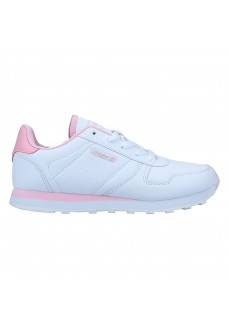 Zapatillas Mujer J´Hayber Cesina Blanco/Rosa ZS581277-108