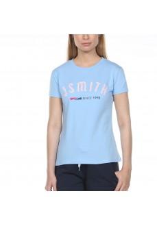 Camiseta Mujer John Smith Kamal Azul 033 | scorer.es