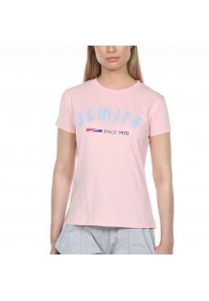Camiseta Mujer John Smith Kamal W Rosa 029