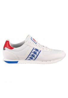 Kappa Men's Trainers Curtis Beig/Blue 3112YDW_A00