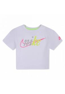 Nike Kids' T-Shirt Knit Top White 36G217-001