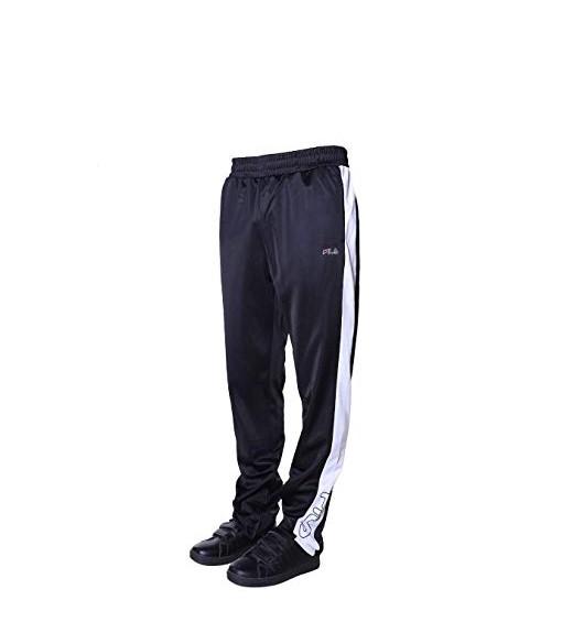 Fila Men's Trousers Navy Blue/White 682871 | Men's Sweatpants | scorer.es