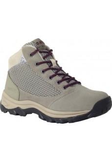 Hi-Tec Women's Trainers Gannet Peak 4.2K Suede Beige O006884041 | Trekking shoes | scorer.es