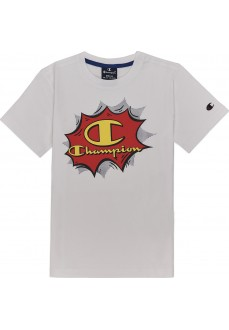 Champion Kids' T-Shirt White 305209-WW001-WHT