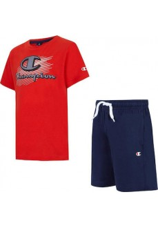 Champion Set Red/Navy Blue 305215-RS033 FER