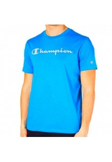 Champion Men's T-Shirt Blue 214142-BS070-HAO