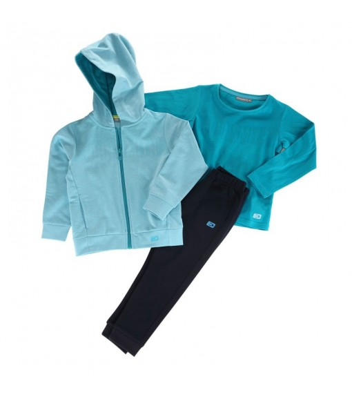 John Smith Infant Tracksuit Falwithar Turquoise/Navy Blue | Tracksuits for Kids | scorer.es