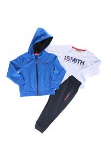 John Smith Infant Tracksuit Facundo Blue Royal/Navy Blue