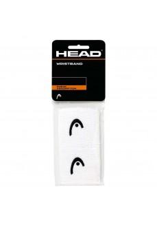 "Head Wristband 5"" White 285070 WH"