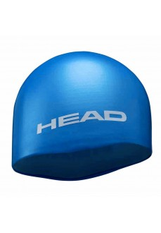 Head Kids' Swim Cap Silicone Moulded Blue 455181-LB