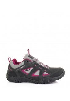 Nicoboco Women's Trainers Korimor Gray/Pink 31-402-97