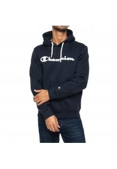 Champion Hoodie Sweatshirt Navy Blue