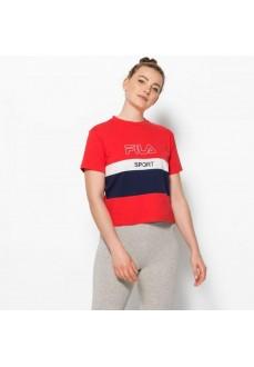 Camiseta Mujer Fila True Roja 682852 | scorer.es