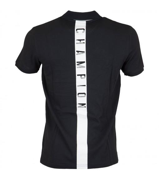 Champion Men's Polo Shirt KK001 NBK Black | Men's T-Shirts | scorer.es