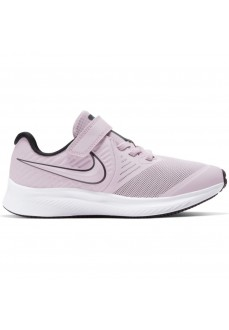 Zapatillas Niño/a Nike Star Runner Rosa/ Negro AT1801-501