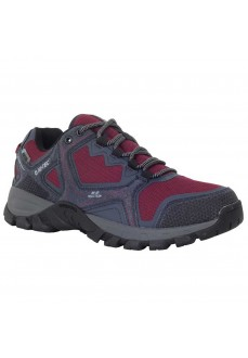 Hi-tec Men's Trainers Arrui Low Maroon/Gray O090039003 | Trekking shoes | scorer.es