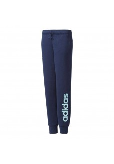 Pantalón largo Adidas Junior Azul Marino