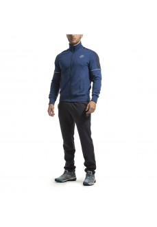 Lotto Men's Tracksuit Suit More Blue/Navy Blue 211728 | Men's Tracksuits | scorer.es