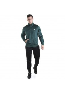 Chandal Hombre Lotto Suit Circle Bs Verde/Negro 211735 | scorer.es