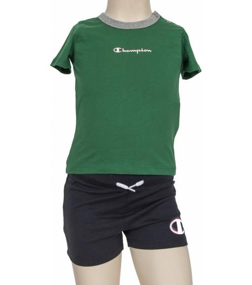 Conjunto Champion GS011 VVG Marino/Verde 304956 | scorer.es