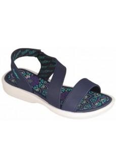 Nicoboco Flip-Flops Olaso 19 Navy Blue | Women's Sandals | scorer.es
