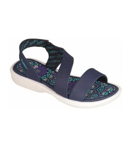 Nicoboco Flip-Flops Olaso 19 Navy Blue   Women's Sandals   scorer.es