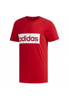 Camiseta Hombre Adidas Puff Box Tee Rojo FM6264 | scorer.es