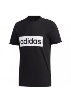 Camiseta Hombre Adidas Puff Box Tee Negro FM6268 | scorer.es