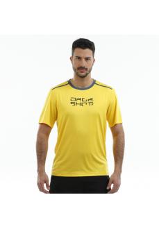 Camiseta Hombre Drop Shot Nur Amarillo DT201308