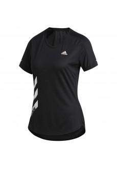 Camiseta Mujer Adidas Boxed Camouflage Negrp FR8400
