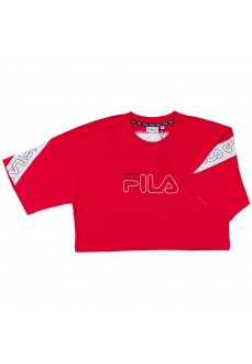 Fila Women's T-Shirt Red 683072.R69