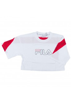 Fila Women's T-Shirt White 683072.A138