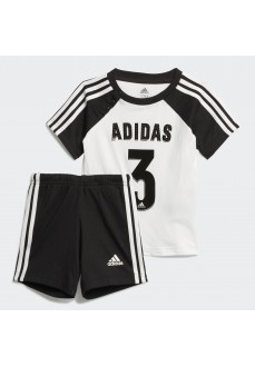 Adidas Kids' Set Summer Sport Black/White FM6382