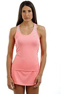 Drop Shot Women's T-Shirt Milow Pink DT202310
