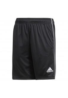 Pantalón Corto Niño/a Adidas Core 18 Negro CE9030