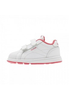 Reebok Royal Com White Trainers CN4824 | Kid's Trainers | scorer.es
