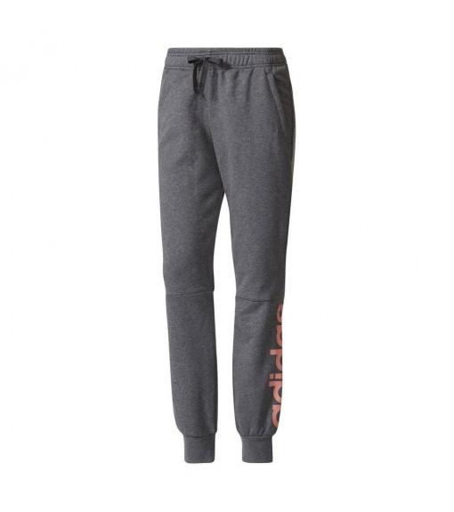 Pantalón largo Adidas para mujer Gris/rosa | scorer.es