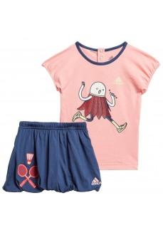 Conjunto Infantil Adidas Character Rosa/Marino FM6374 | scorer.es