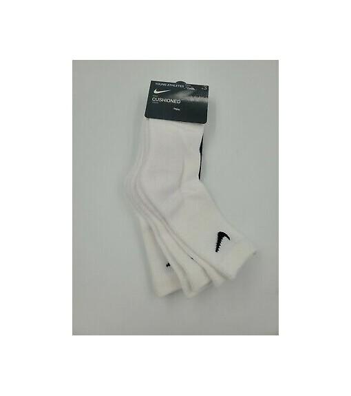 Nike Socks Basic Pack Crew White RN0027-001   Socks   scorer.es
