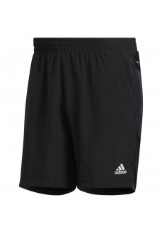 Adidas Men's Shorts Run It PB 3 Stripes Black FP7541