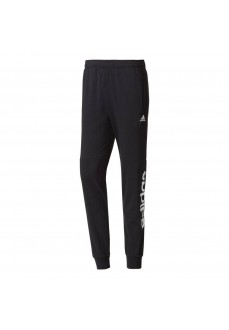 Pantalón largo Adidas Essentials Negro