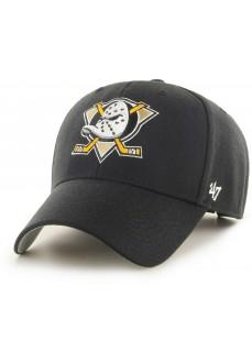 Brand 47 Cap Anaheim Ducks Black H-MVP25WBV-BKI   Caps   scorer.es