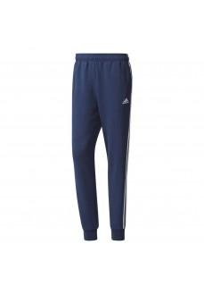 Pantalón largo Adidas Essentials Azul/Blanco