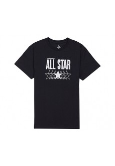 Converse Women's T-Shirt All Star Relaxed Black 10018421-002