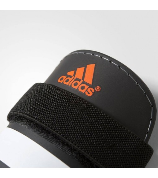 Espinilleras Adidas Everlite Negro/Blanco/Naranja   scorer.es