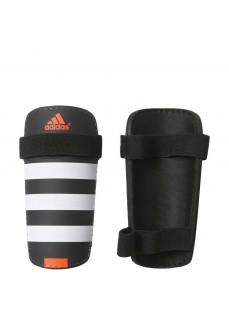Espinilleras Adidas Everlite Negro/Blanco/Naranja AP7033