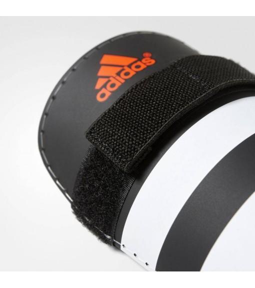 Espinilleras Adidas Everlite Negro/Blanco/Naranja | scorer.es