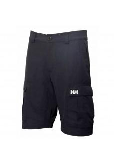 Pantalón Corto Hombre Helly Hansen QD Cargo Marino 54154-597 | scorer.es